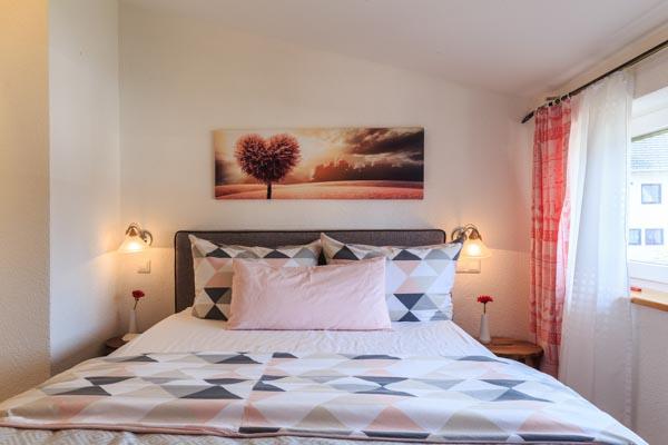 Bergblick Schlafzimmer III
